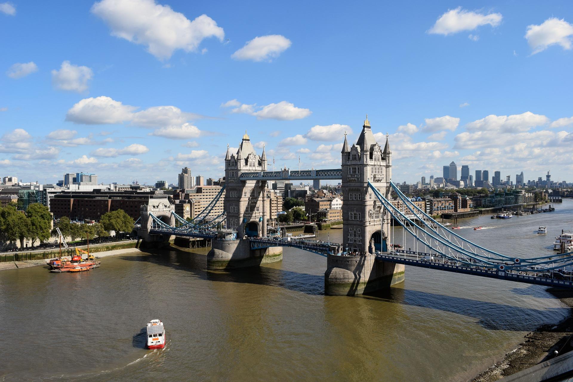 Эмиграция в Лондон