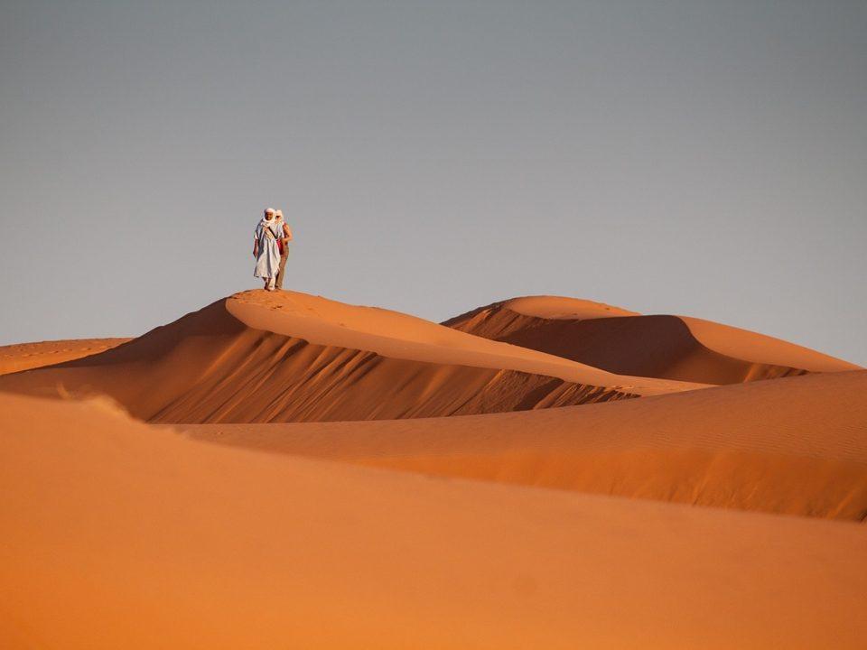 Как я переехала в Марокко